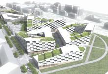 Urbanisticka studie Praha – Hradčanská