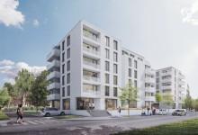 Bytový komplex Moravní