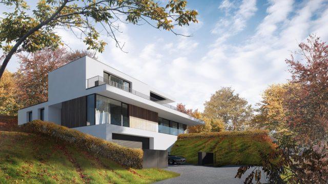 Rodinný dům na Boněcku