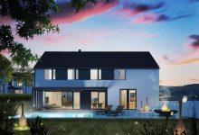 Soubor rodinných domů RURAL HOUSE ve Zlíně